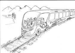 Plans for driverless trains